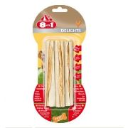 8İn1 Delights Tavuklu Sticks 90 Gram (3'lü Paket)