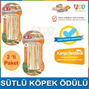 8in1 Delights Sticks 75 Gr X 2 Adet