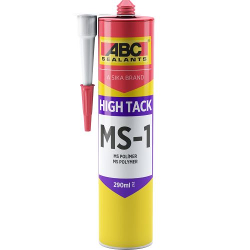 ABC MS-1 High Tack Beyaz 290 ml 24 Adet