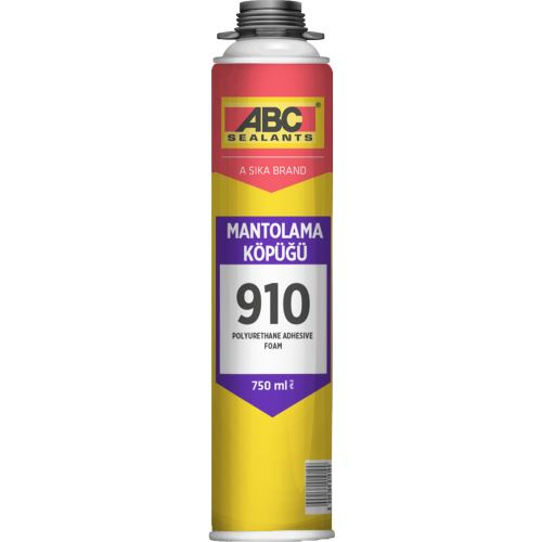 ABC 910 Mantolama Köpüğü 750 ml 16 Adet