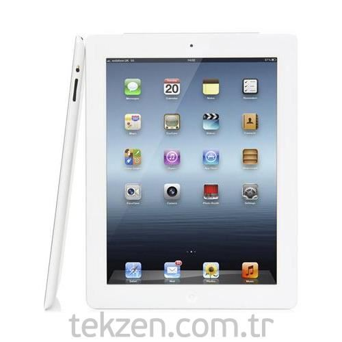 Apple Yeni İpad 32 Gb Wifi+ 4g Beyaz