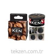 Ken Metal Kutu Koku Coffee