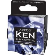 Ken Metal Kutu Koku Black Crystal