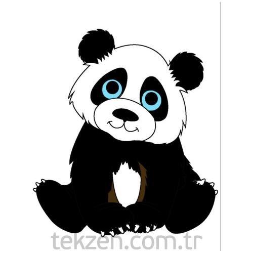 Populer Koleksiyonlar Panda Boyama Sayfas En Iyi Boyama Cocuk