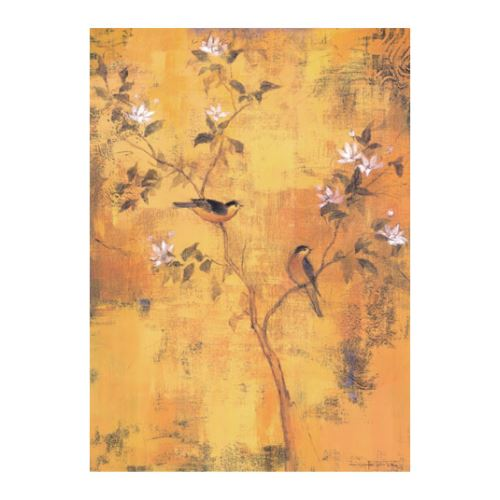 Coffe With Flower Kanvas Tablo 50X70 Cm