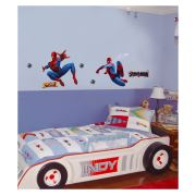 Spiderman Duvar Sticker 31X31 Cm 2 Tabaka