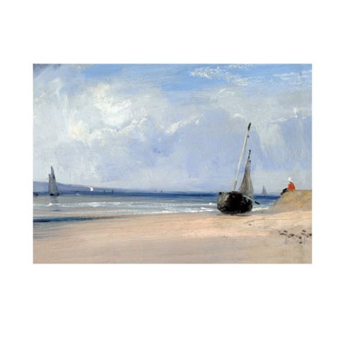 Richard Parkes Bonington - La Ferté 50x70 cm