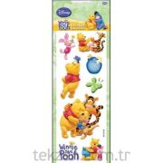 Sticker Epoxy Disney Wınnıe Pooh
