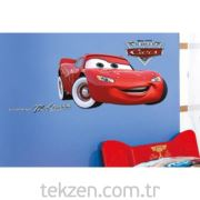 Dev Duvar Süsü Disney Cars-ds-026