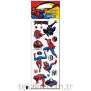 Sticker Epoxy Spıderman-spm-010