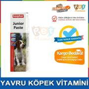 Beaphar Junior Paste Duo Active Yavru Köpek Vitamin Macun 100 Gr