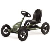 Berg Jeep Junior Pedallı Go Kart (3-8 Yaş)
