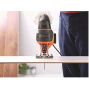 Black&Decker KS801SE 550Watt AUTOSELECT™ Dekupaj Testere