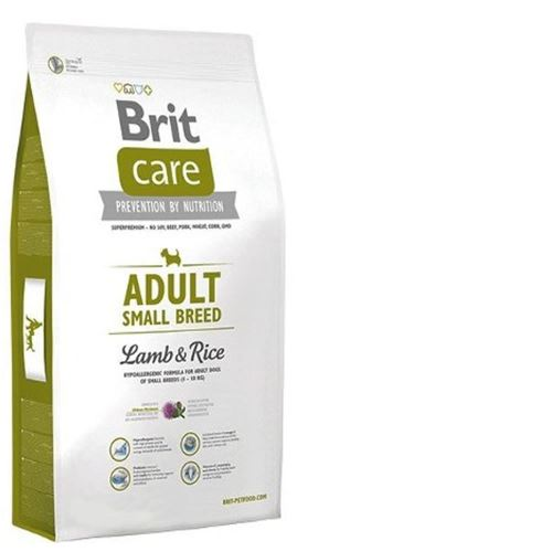 Brit Care Adult Small Breed Kuzu Etli Köpek Mamasi 3 Kg