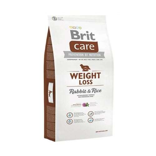 Brit Care Weight Loss Tavşan Etli Köpek Maması 12 Kg
