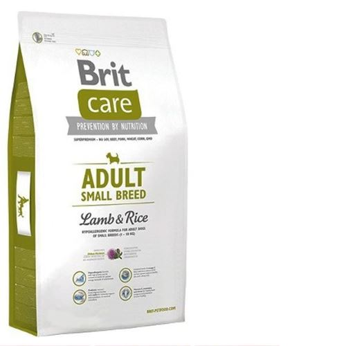 Brit Care Adult Small Breed Kuzu Etli Köpek Mamasi 7,5 Kg