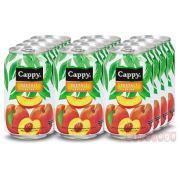 Cappy Şeftali Kutu 330 ml 12'li