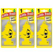 Little Trees Very Vanilla Kokusu 3 adet