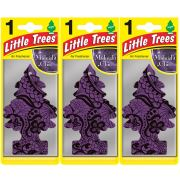 Little Trees Kağıt Koku Midnight Chic 3'lü Paket