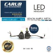 CARUB Xenon Led 12V Turbo C.O.B H3