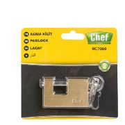 Chef Asma Kilit kayar Pimli 60 MM RC7060