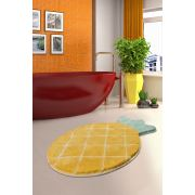 Chilai Home Pineapple 60x100 cm Banyo Paspası