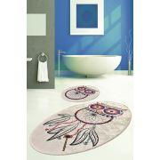 Chilai Home Dream Djt 2'li Set Banyo Halısı