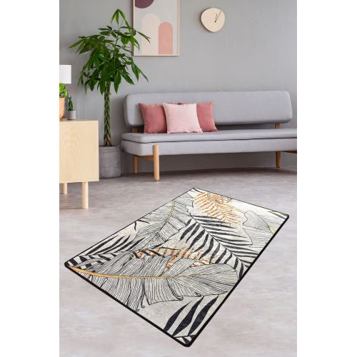 Chilai Home Herbal Djt Dekoratif Halı 80x200 cm