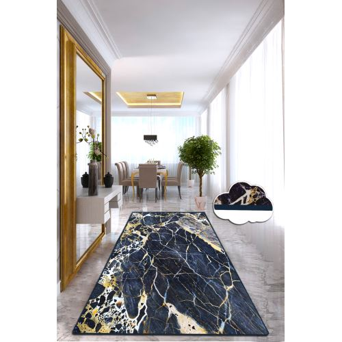 Chilai Home Natural Stone Black Yolluk 150x200 cm