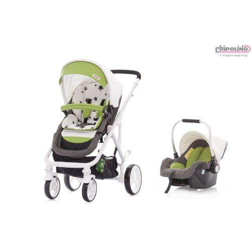 Chipolino Etro Lime Travel Set Bebek Arabası 7181903