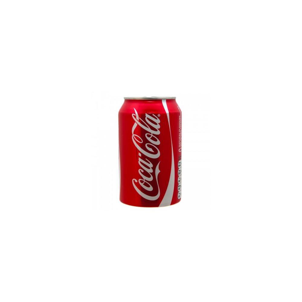 Coca Cola Kutu 330 Ml 24 Lu Tekzen