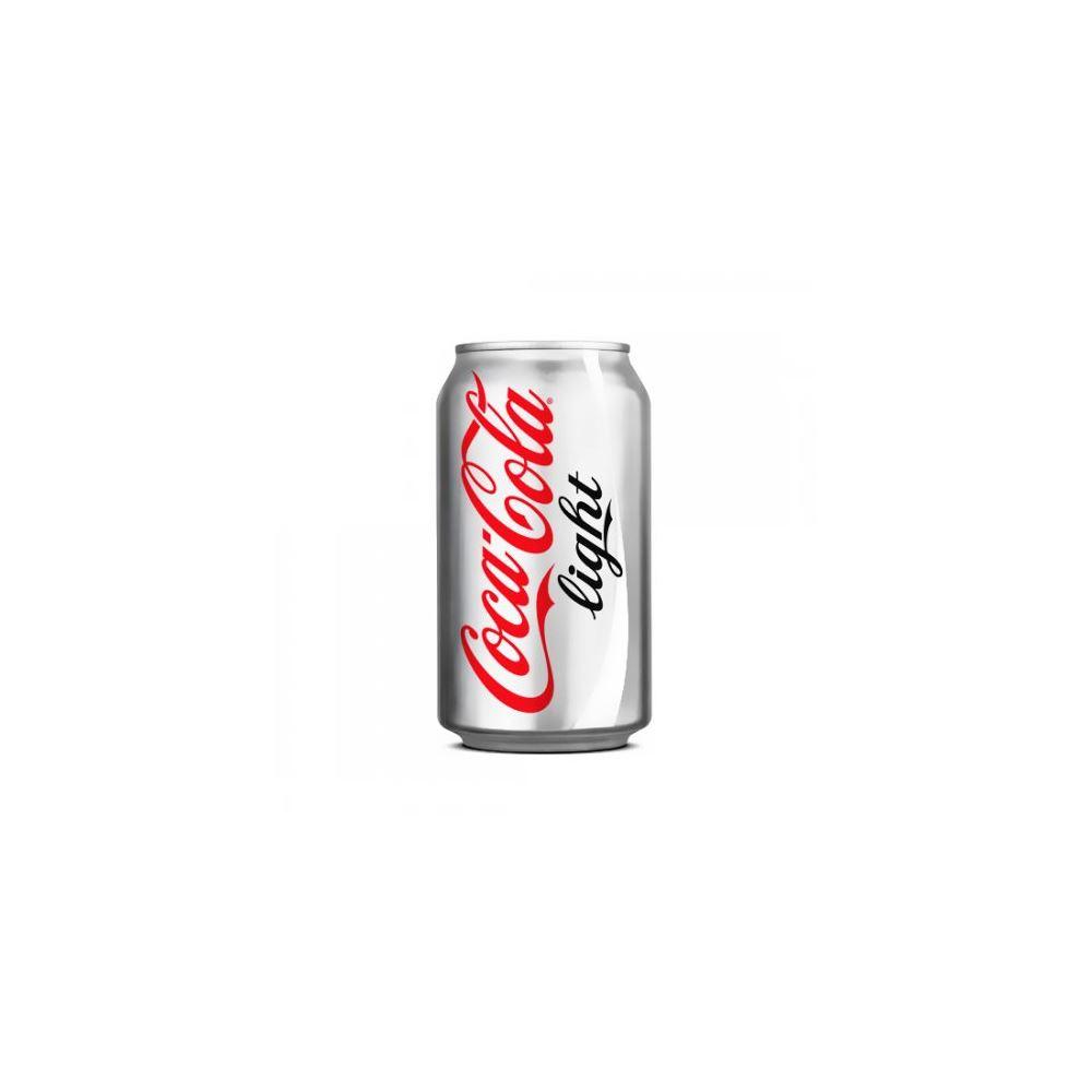 Coca Cola Kutu Light 330 Ml 24 Lu Tekzen
