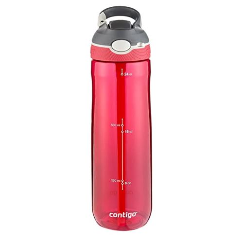 Contigo Ashland Red AutoSpout Tritan Matara 720 Ml ( 24 Oz )