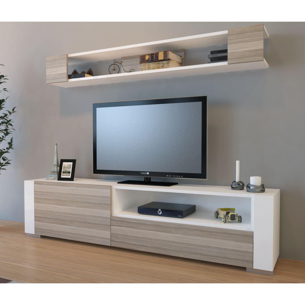 Decorotika Arya Tv Nitesi Beyaz Cordoba Modelleri Ve Fiyatlar  # Melis Tv unitesi
