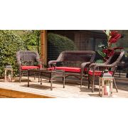 Eternal Garden Montebello Comfort Rattan Sofa Set  CS9039STS