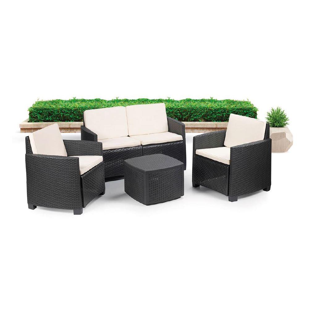 Izmir metro bahçe mobilyaları