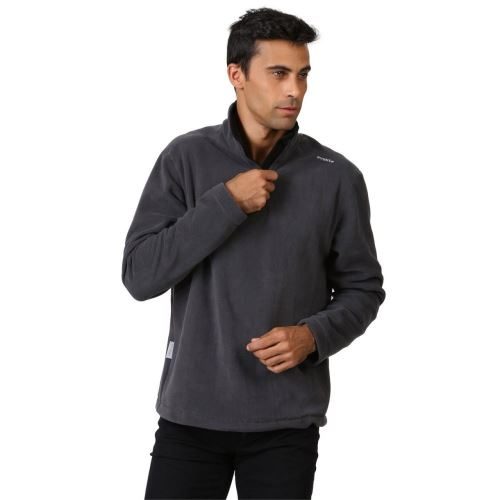 Evolite Fuga Bay Mikro Polar Sweater - Gri xxxl XXL