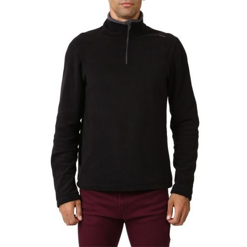 Evolite Fuga Bay Mikro Polar Sweater - Siyah xxxl
