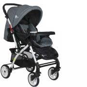 Four Baby St-04 Active White Bebek Arabası Gri