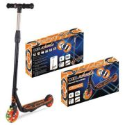 FRK Cool Wheels 5 + Yaş  Işıklı 2 Tekerlekli Scooter Orange