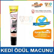 Gimcat Anti-Hairball Duo Paste Tavuklu Kedi  Macun 50 Gr
