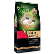 Gold Wings Premium Tropikal Finch Yemi 1 Kg