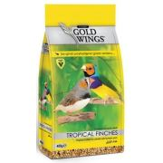 Gold Wings Classic Tropikal Finch Yemi 400 Gr