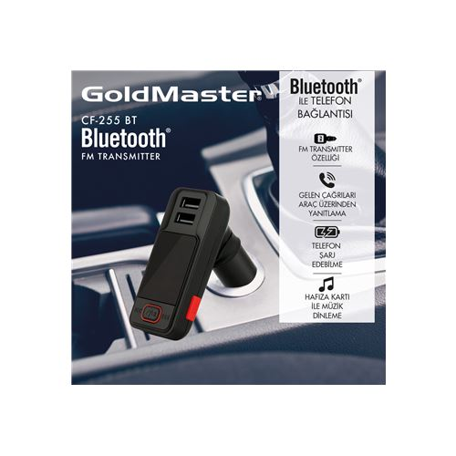 Goldmaster Transmitter CF-255 BT