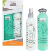 Green Fields Sensitive Care Set  2 x 250 ml