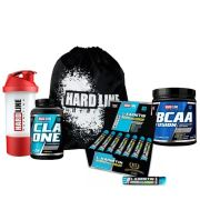 Hardline Bcaa Fusion 500 Gr + L-Karnitin Matrix 3000 Mg + Cla On