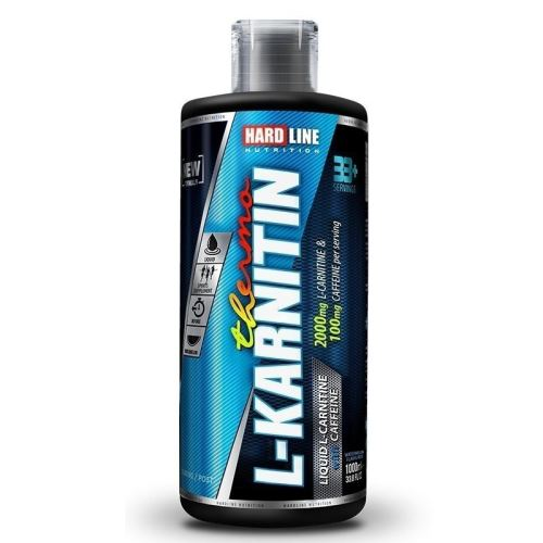 Hardline L-Karnitin Thermo 1000 Ml Şeftali