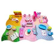 Hello Kitty Evim Güzel Evim - Full Set 11164
