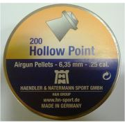 H&N Hollow Point 6.35 Cal Havalı Saçma