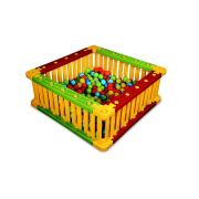 King Kids Toys Sb 6010 Kare Top Havuzu